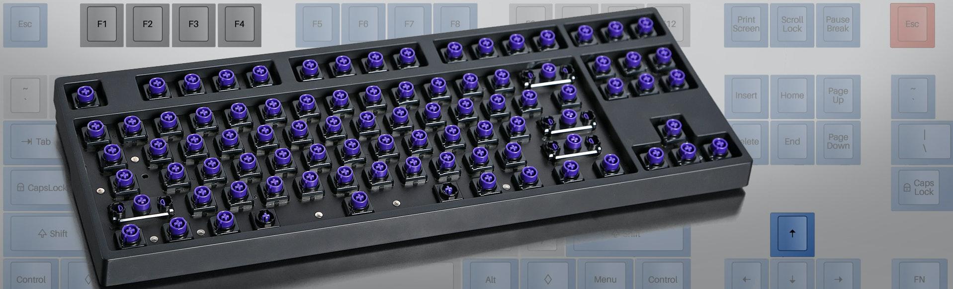 Super NovaTouch Keyboard