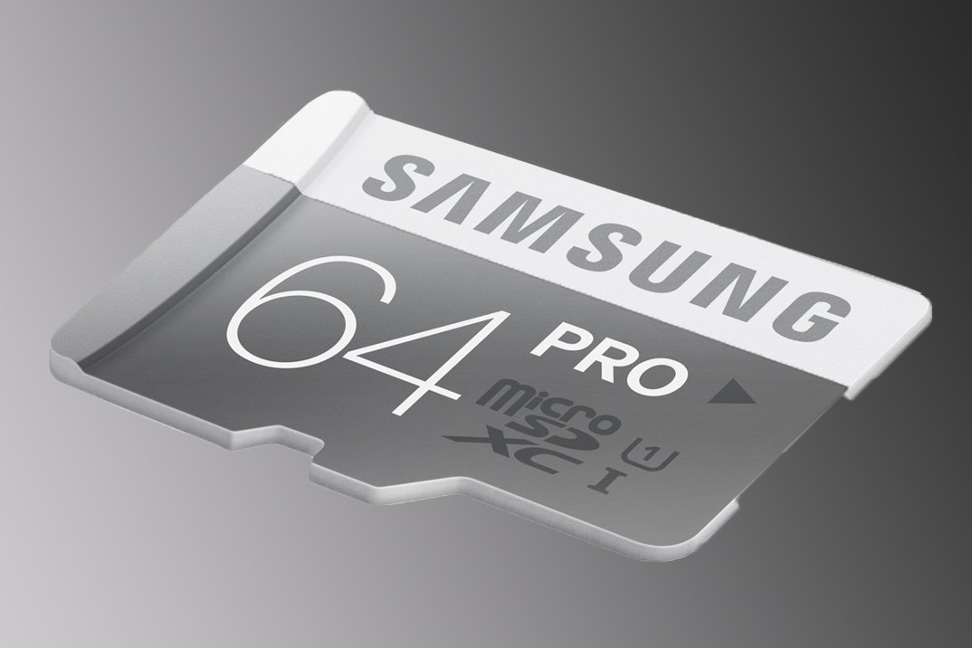 Samsung 64GB PRO Class 10 Micro SDXC 90MB/s