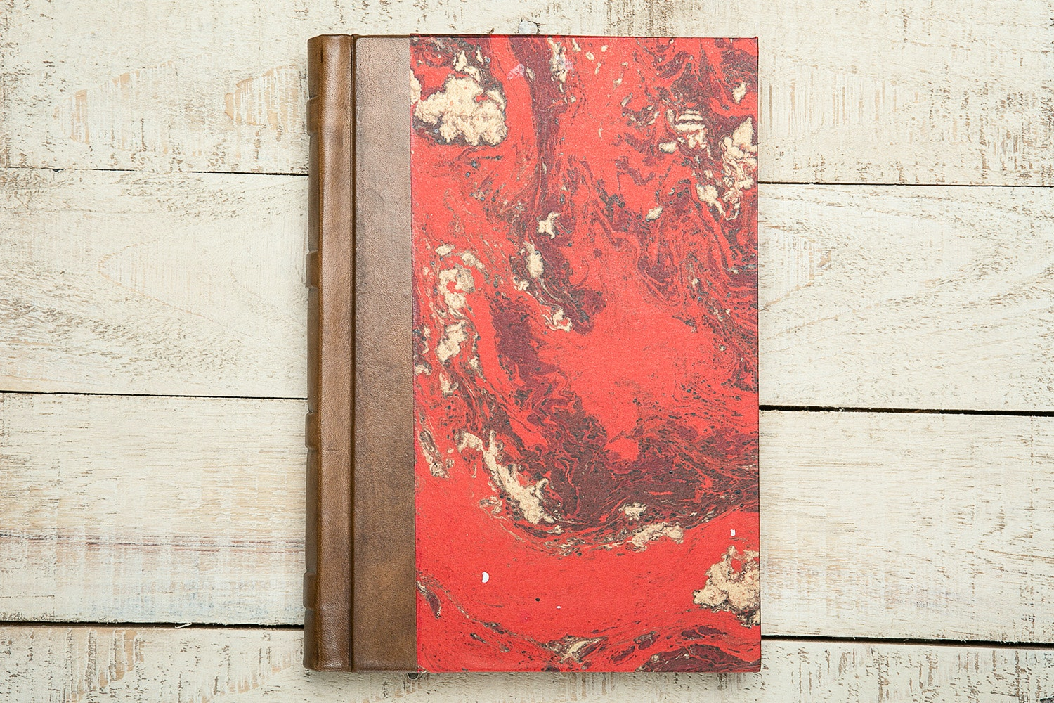 Marble - Red