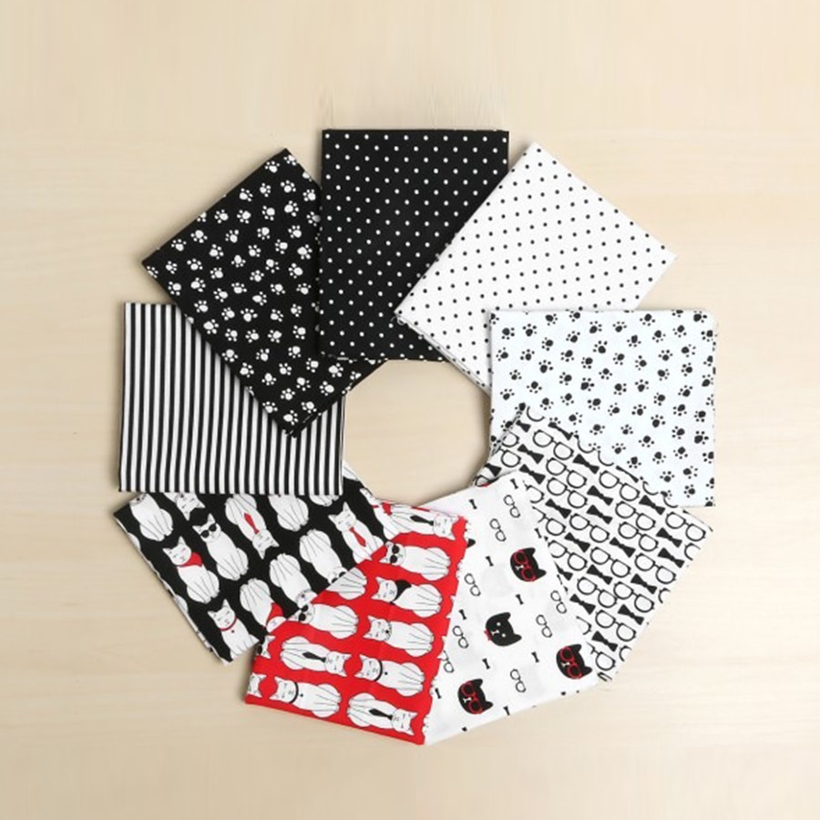 Cool Cats Fat Quarter Bundle