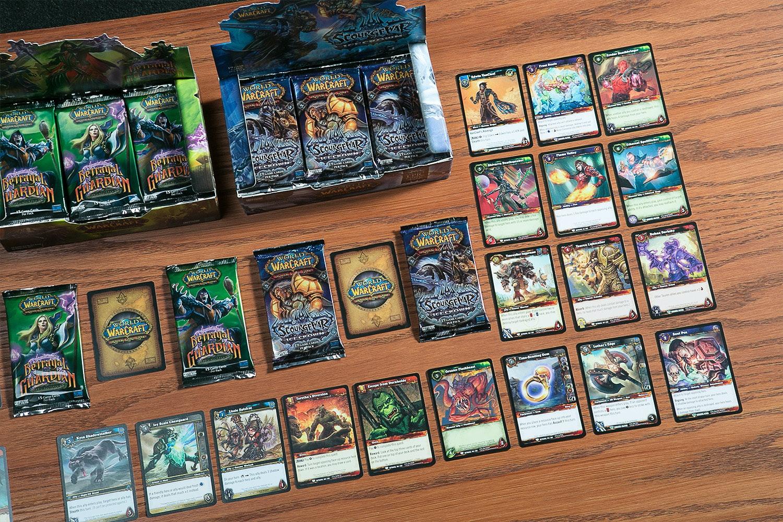 World of Warcraft TCG Booster Box
