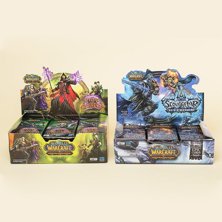 World of Warcraft TCG Booster Box