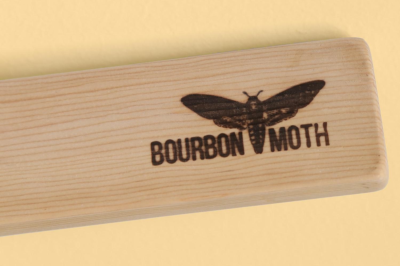 Bourbon Moth Quilt Ladder