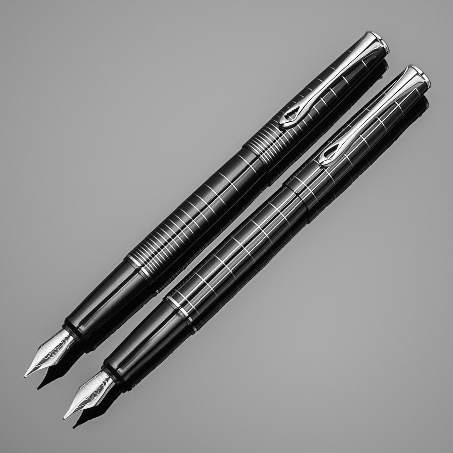 Diplomat Optimist Fountain & Ball Pens