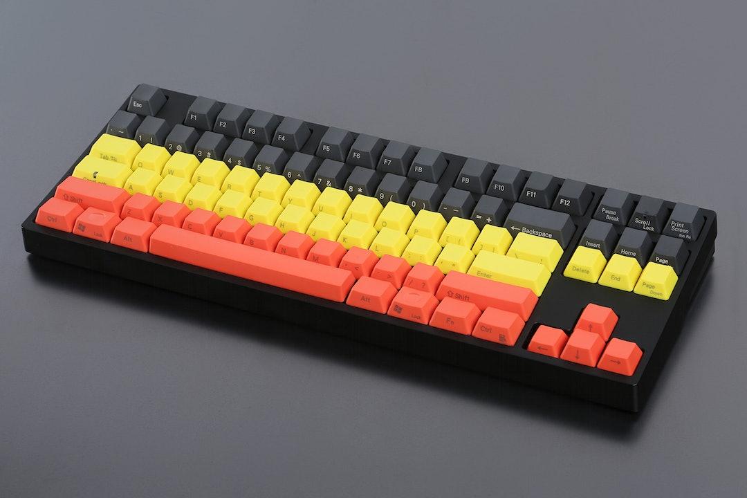 Varmilo Three Color PBT Keycaps