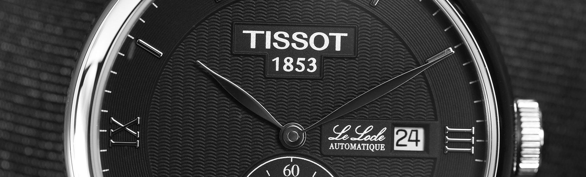 Tissot Le Locle Petite Seconde Watch