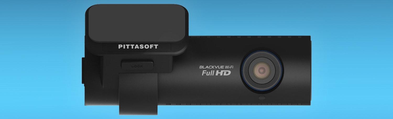BlackVue Car Dash Camera - DR600GW-HD
