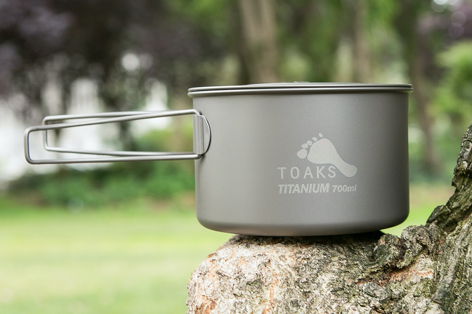 Toaks Light Titanium 700 ml Pot