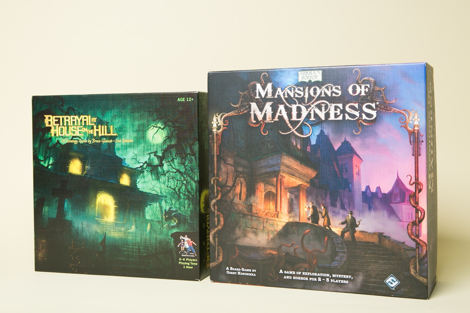 Betrayal at the Mansions Bundle