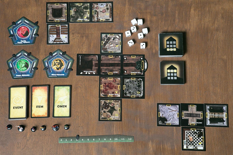Betrayal at the Mansions Bundle