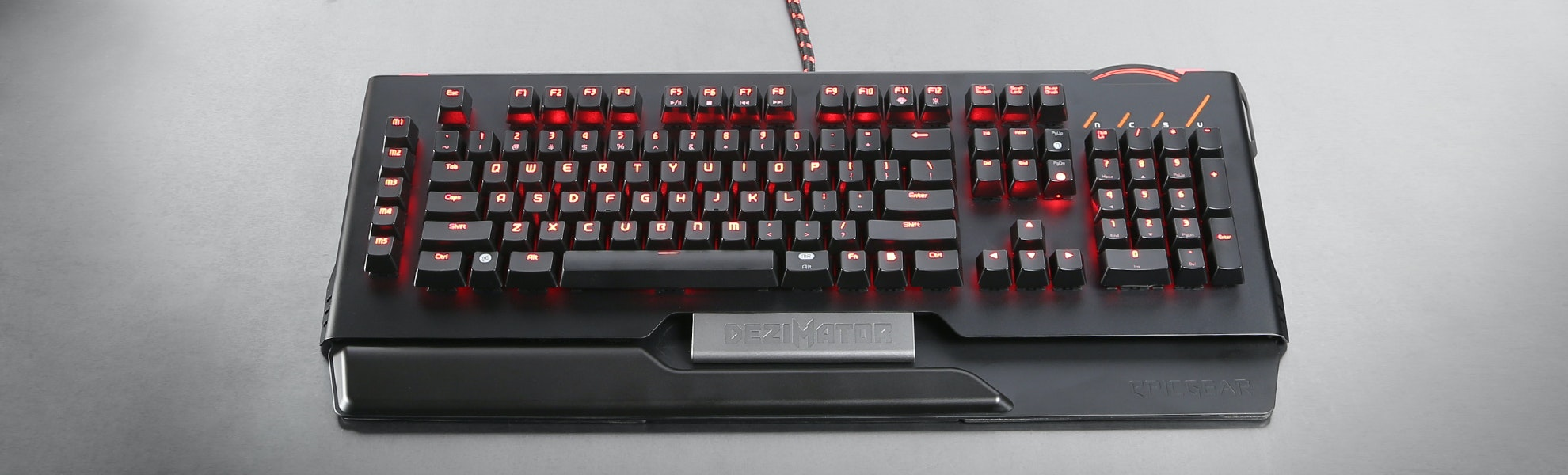 Dezimator X Gaming Mechanical Keyboard