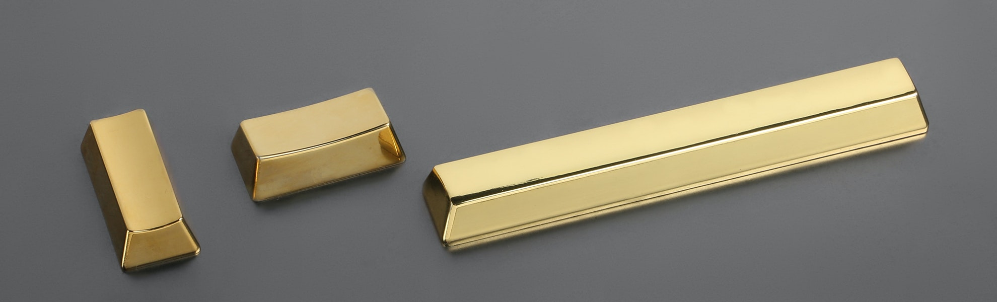 Gold Color Zinc Spacebar