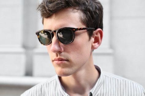 66901c753e Kent Wang Keyhole Sunglasses