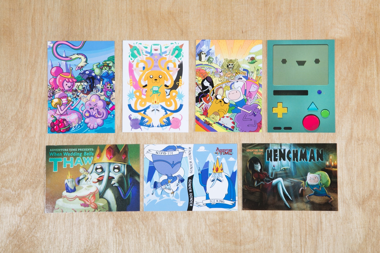 Adventure Time Trading Cards Booster Box