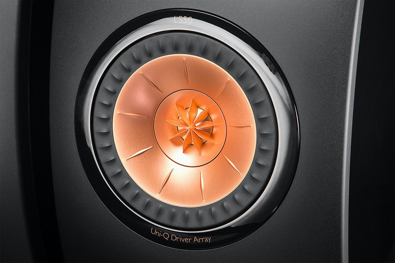 KEF LS50 Mini Monitor Speaker