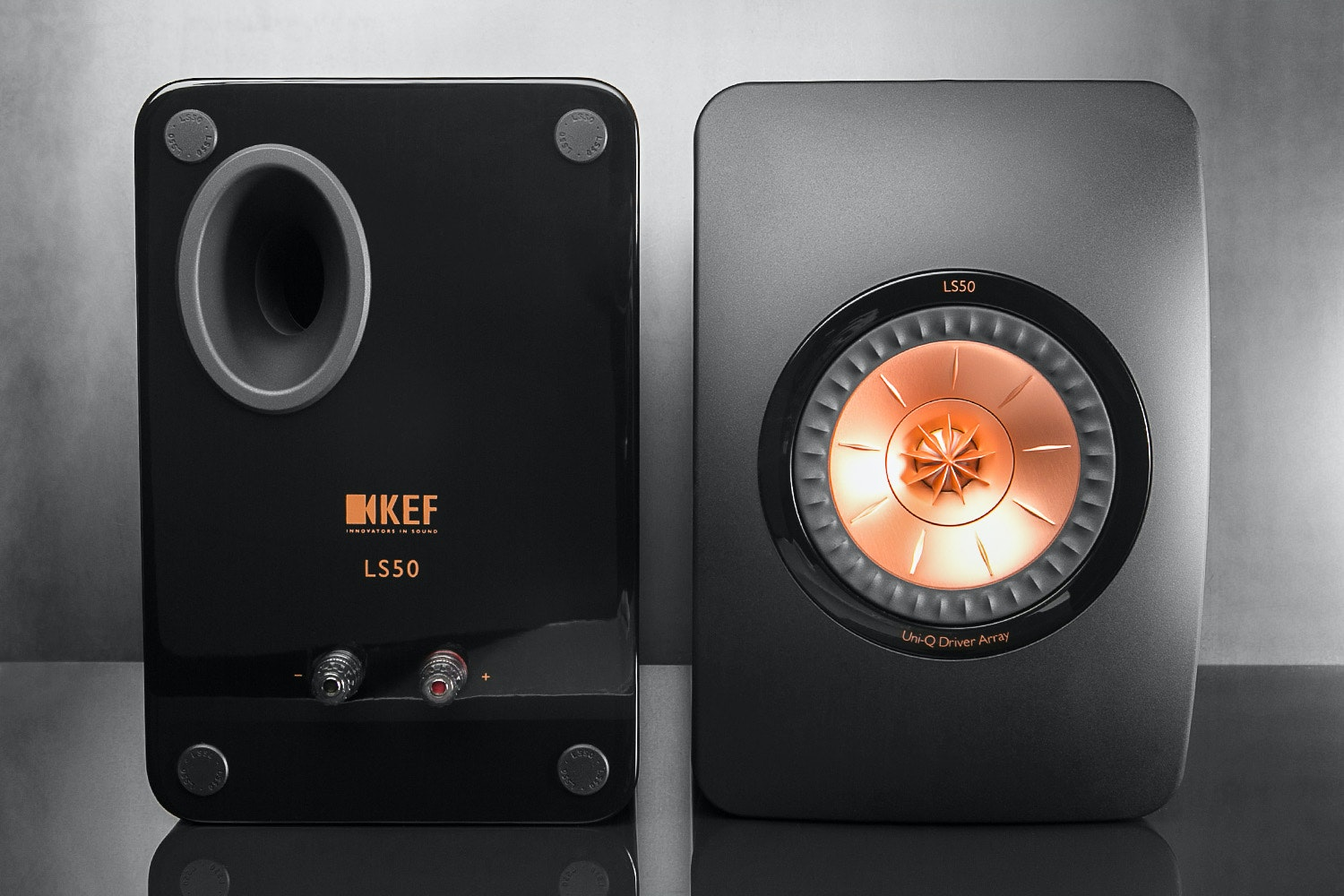 KEF LS50 Mini Monitor Speaker