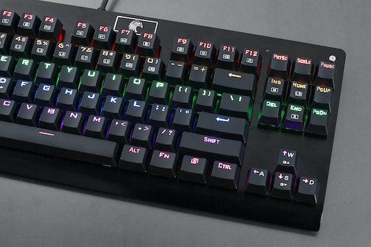 E-Element 87 Key Backlit Keyboard