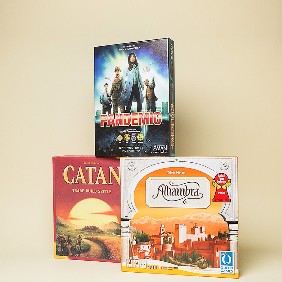 Massdrop Intro to Euro Games Bundle