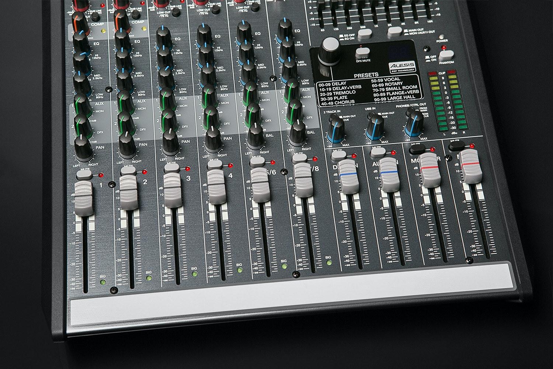 Alto Professional Live 802 8-channel, 2 bus Mixer