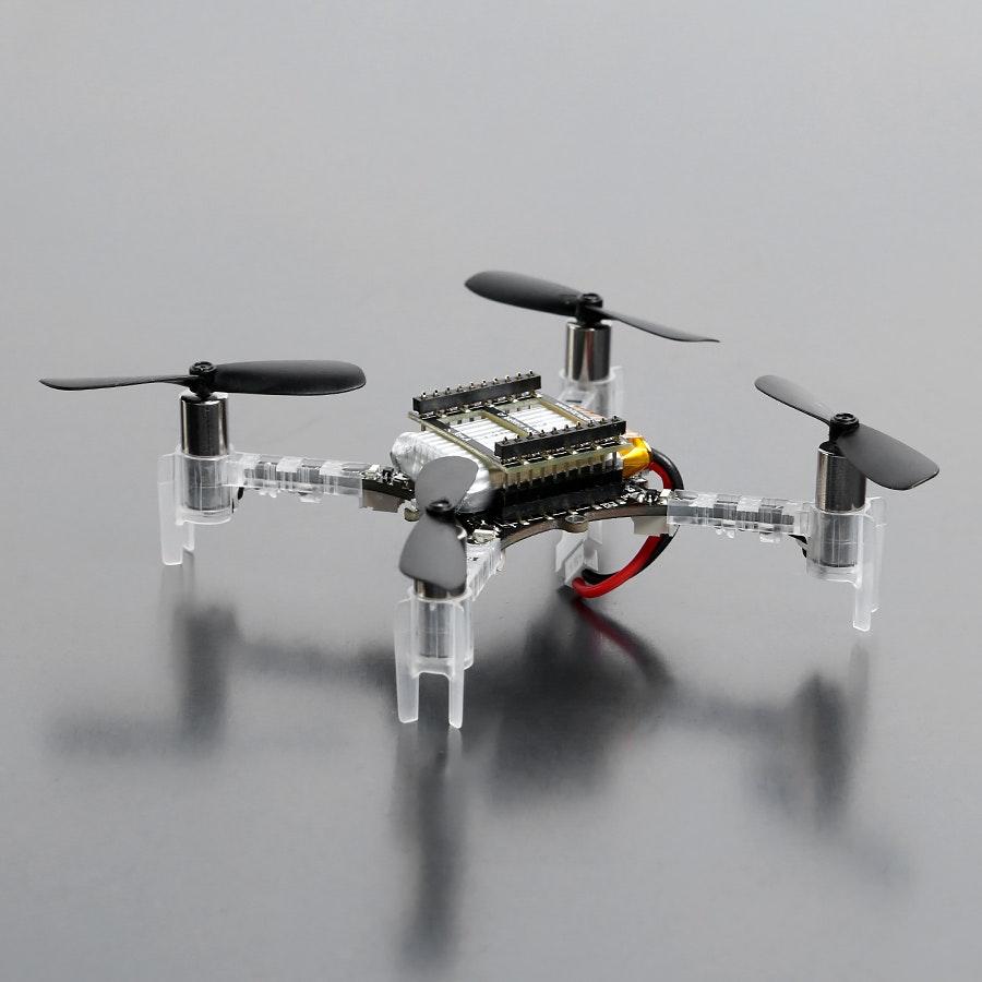 Crazyflie 2.0 Nano Quadcopter + CrazyRadio Bundle