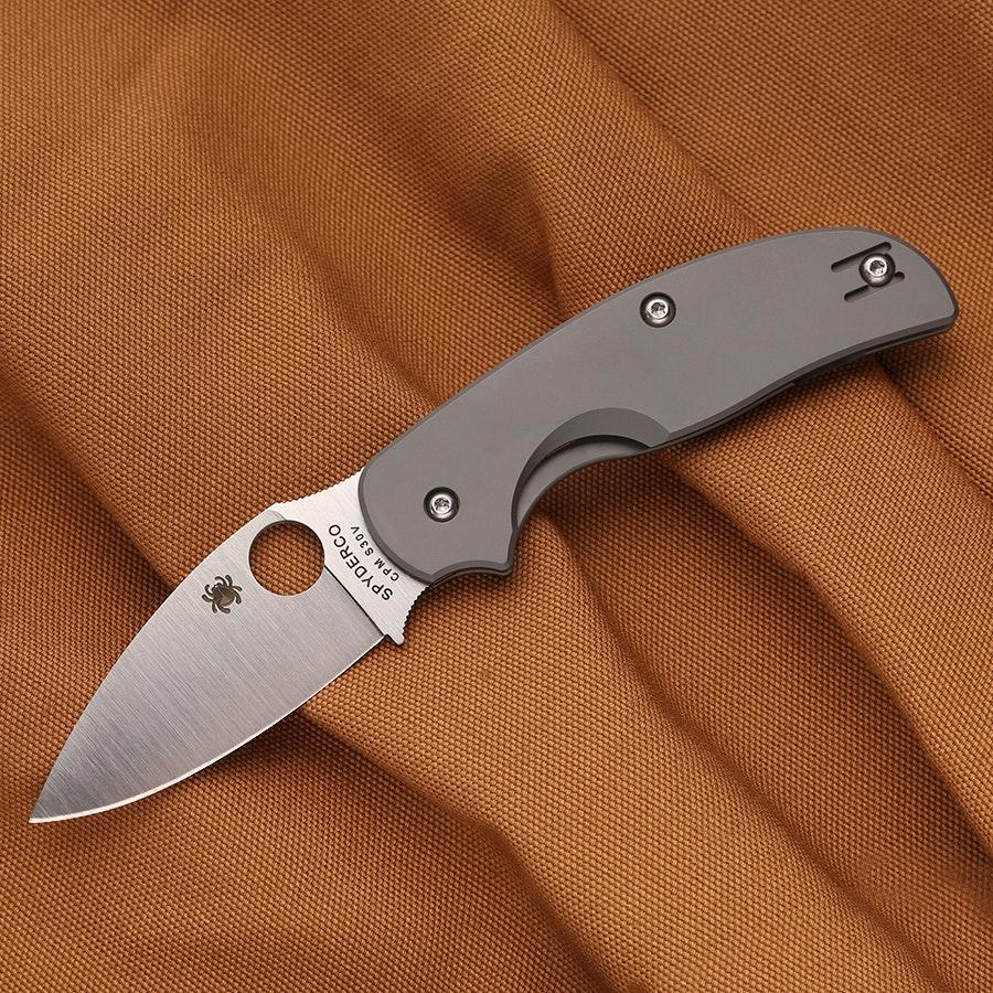 Spyderco Sage 2 Titanium