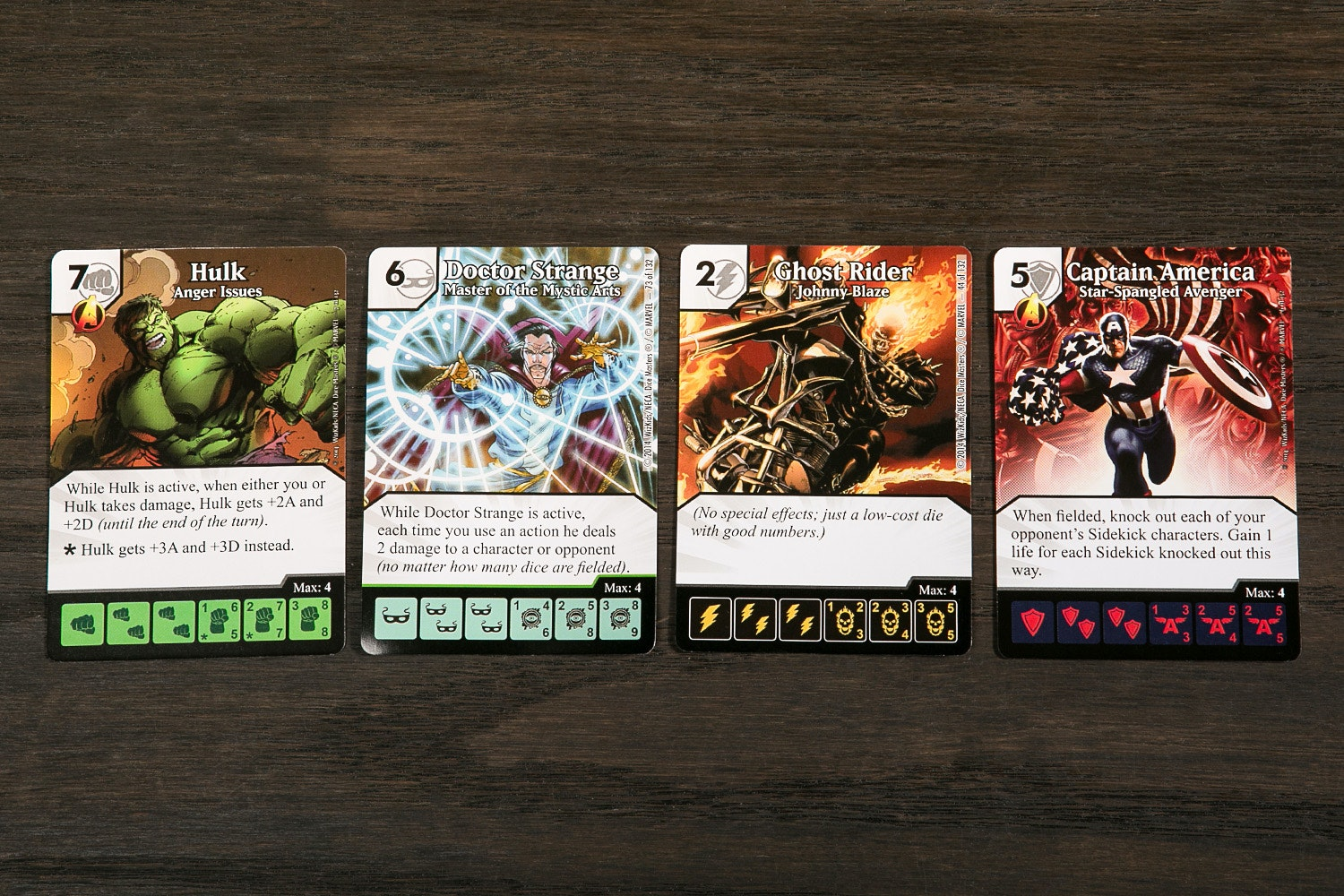 Dice Masters: X-men vs. Avengers Bundle