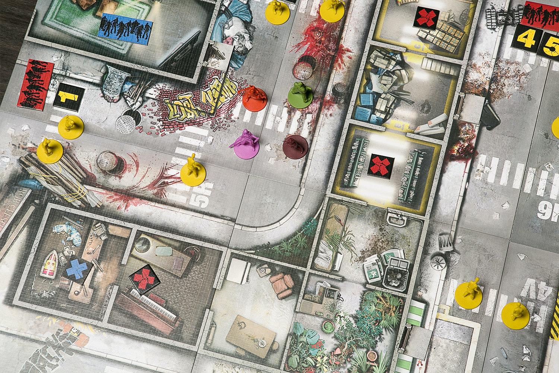 Zombicide Season 3 Rue Morgue