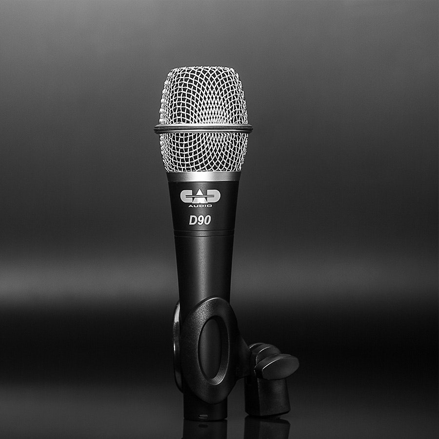 CAD Audio D90 Handheld Vocal Mic