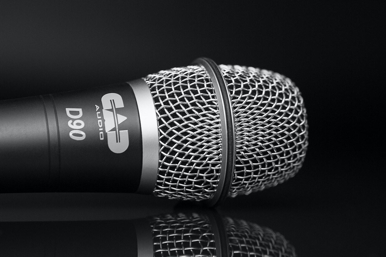 CAD Audio D90 Handheld Vocal Mic
