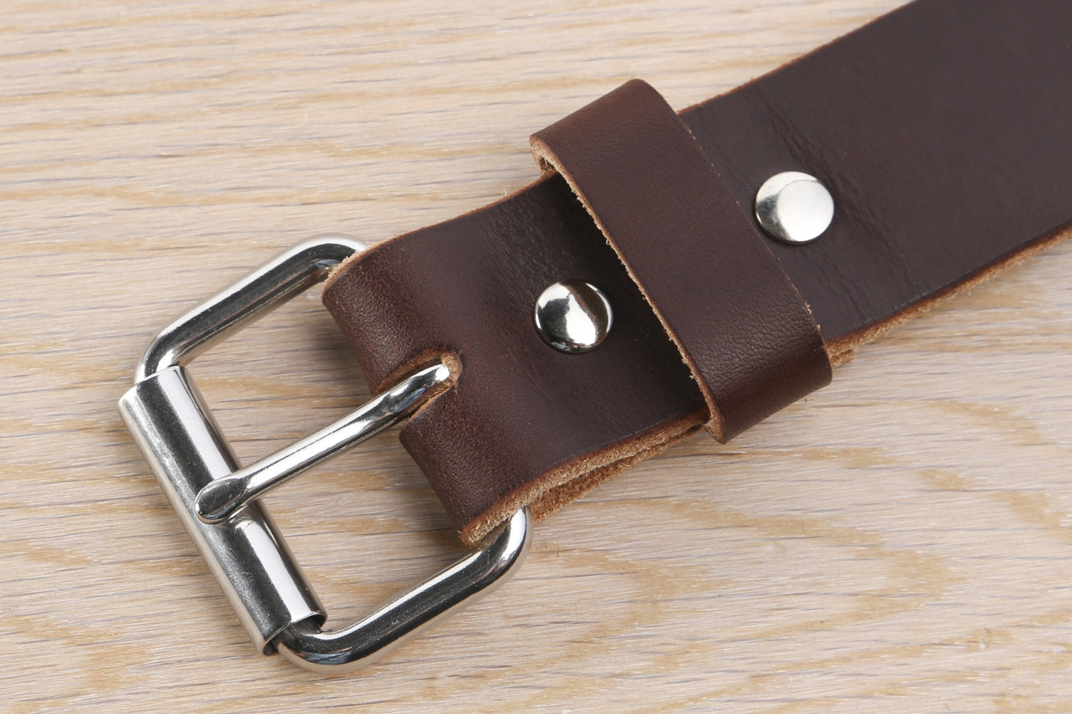 Sunset Brown with Stainless Steel Buckle