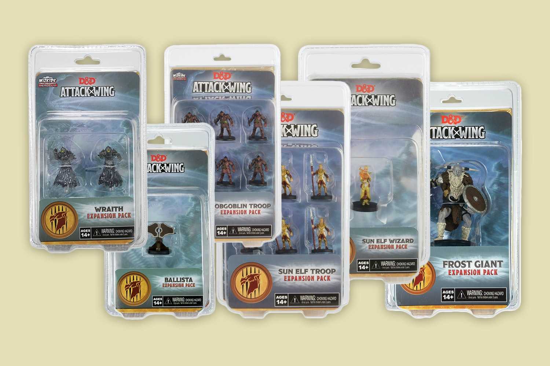 Dungeons & Dragons Attack Wing Bundle