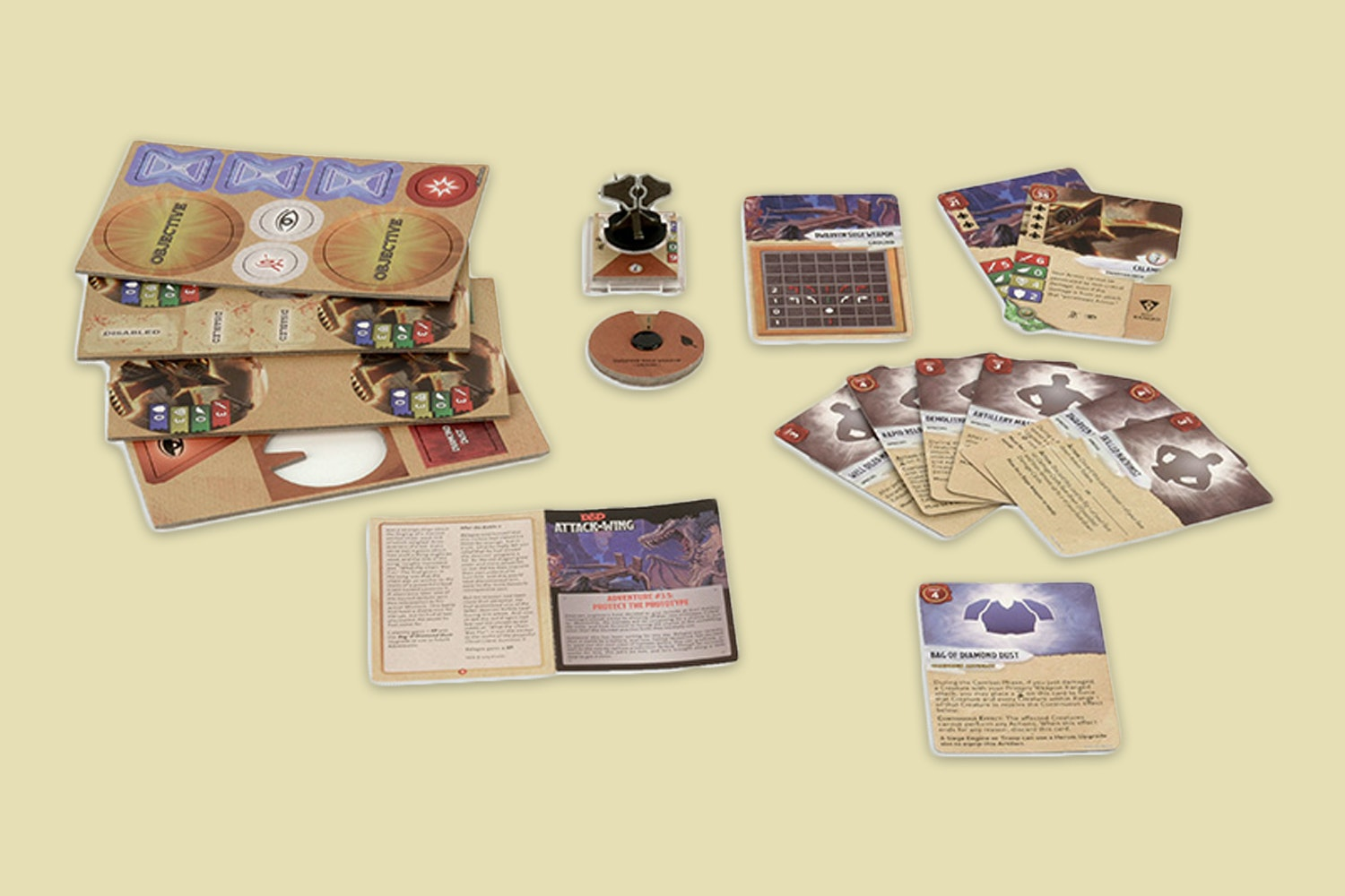 Dungeons & Dragons Attack Wing Bundle