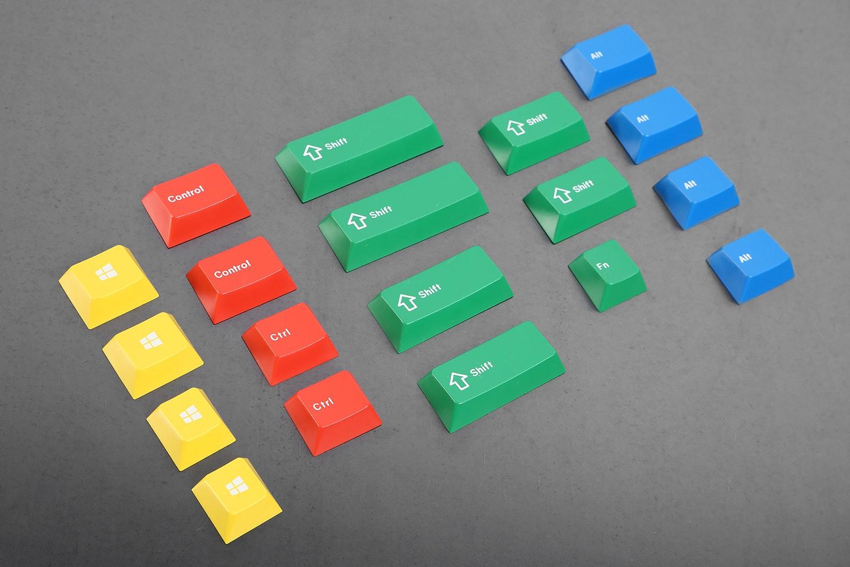 GMK Modifier Keys
