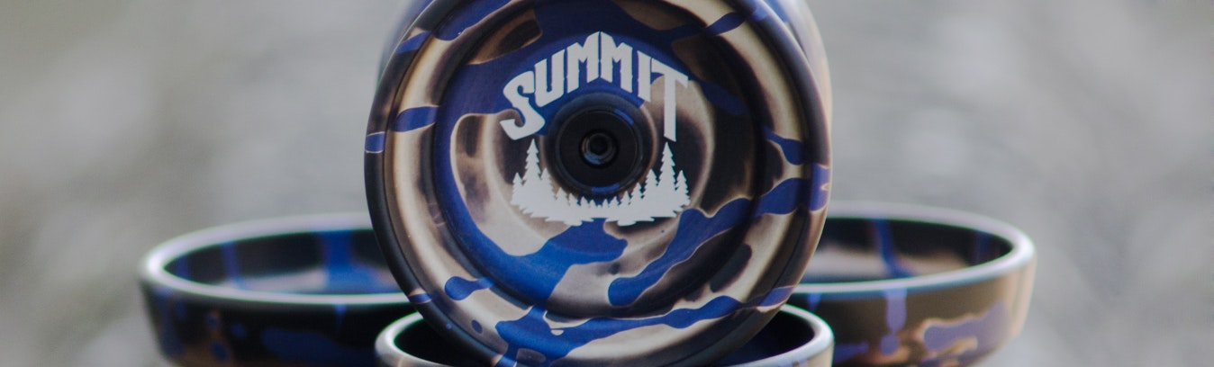 One Drop & CLYW Tahoe Summit Yo-Yo