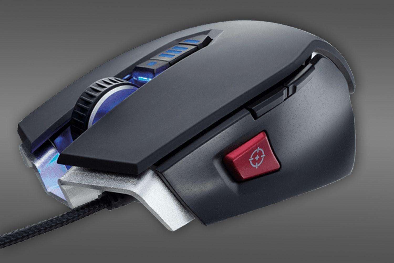 Corsair H2100 Headset & Vengeance M65 Mouse