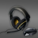 Corsair H2100 Headset & Vengeance M65 Mouse