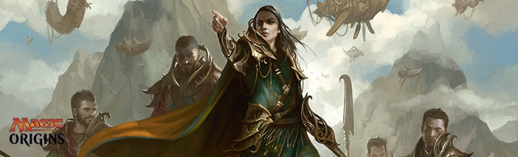 Magic Origins Intro Deck (5-Pack) (Presale)