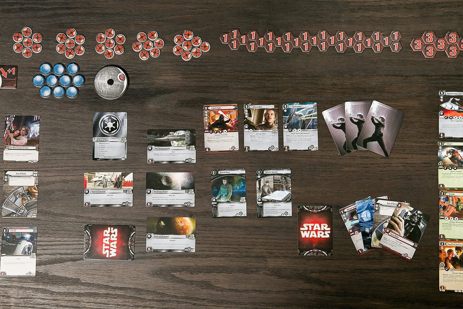 Star Wars: The Card Game Bundle