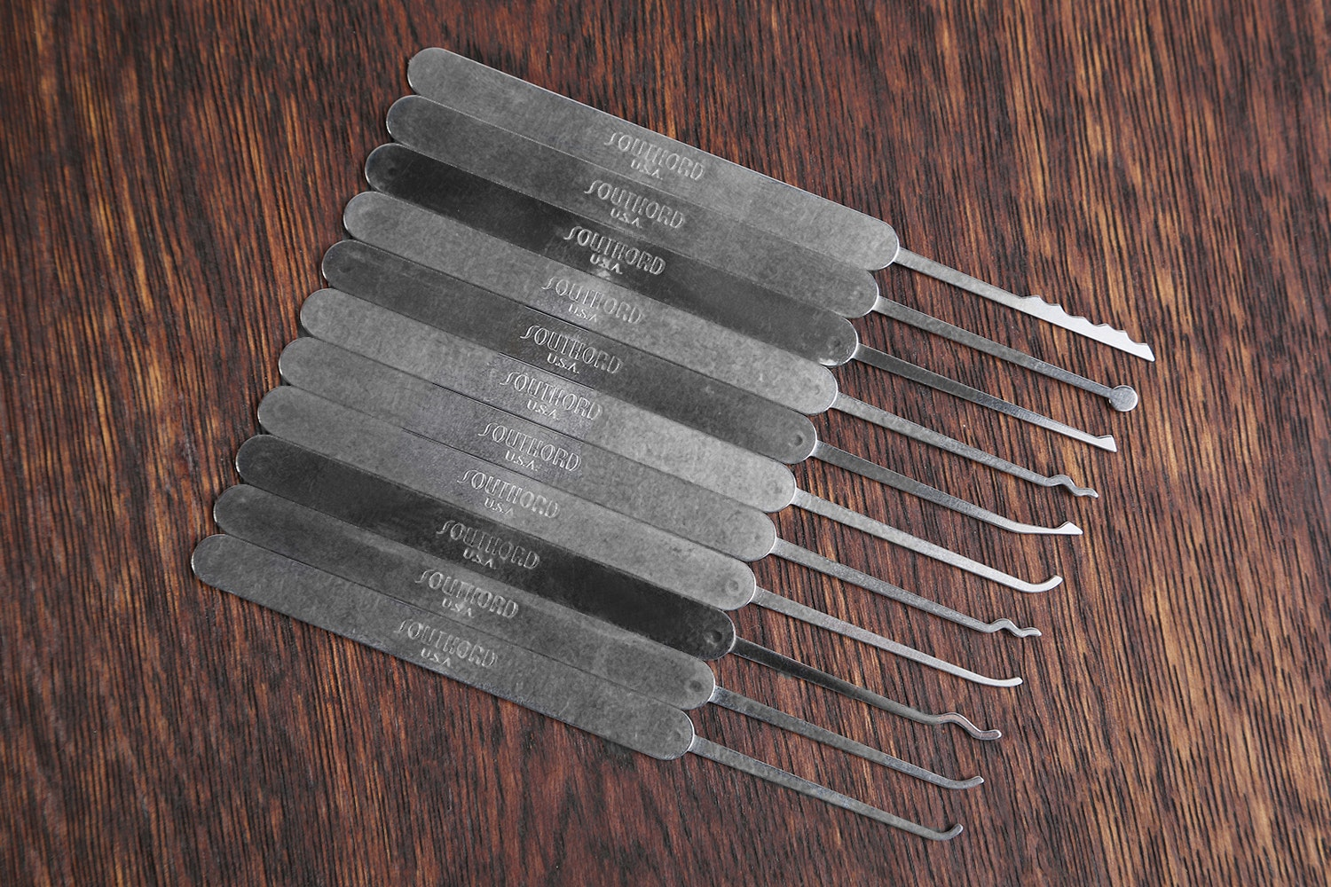 SouthOrd 14/15 Piece Lockpick Sets