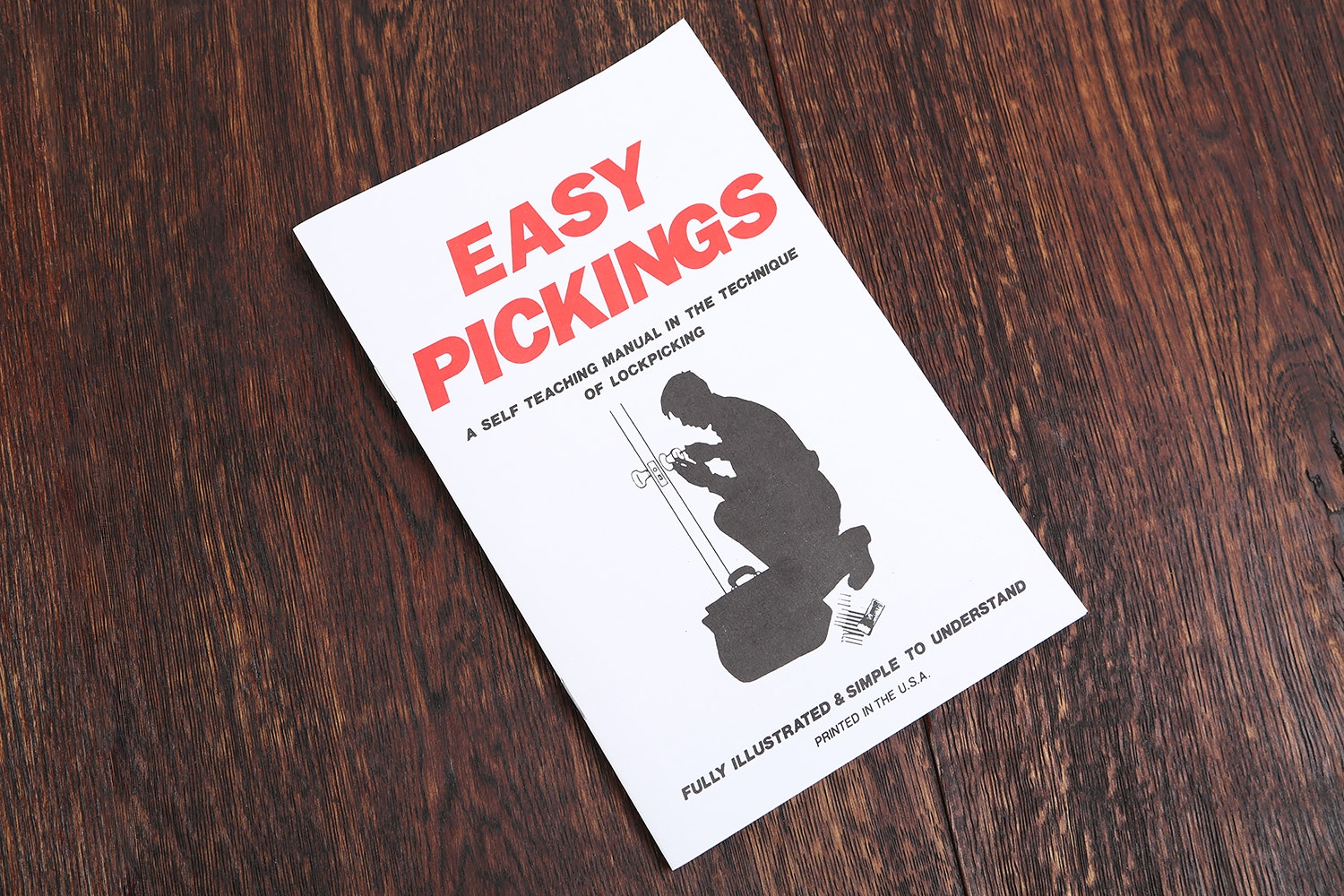Easy Pickings Booklet