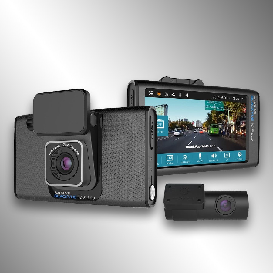 BlackVue DR750LW-2CH Dash Cam + Power Pro