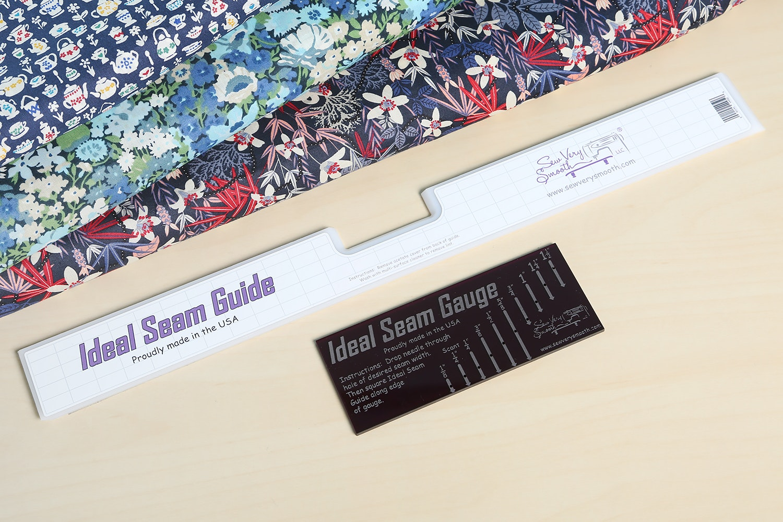 "15"" Ideal Seam Guide + Ideal Seam Gauge (+ $5)"