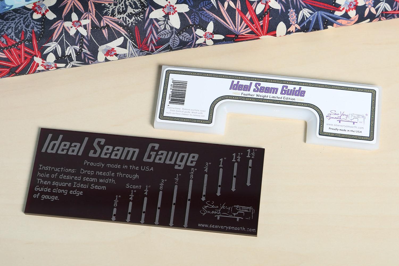 "5"" Ideal Seam Guide + Ideal Seam Gauge"