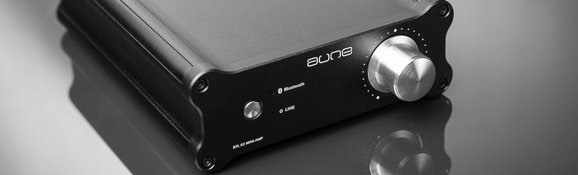 Aune X2Mk2 Bluetooth Amplifier