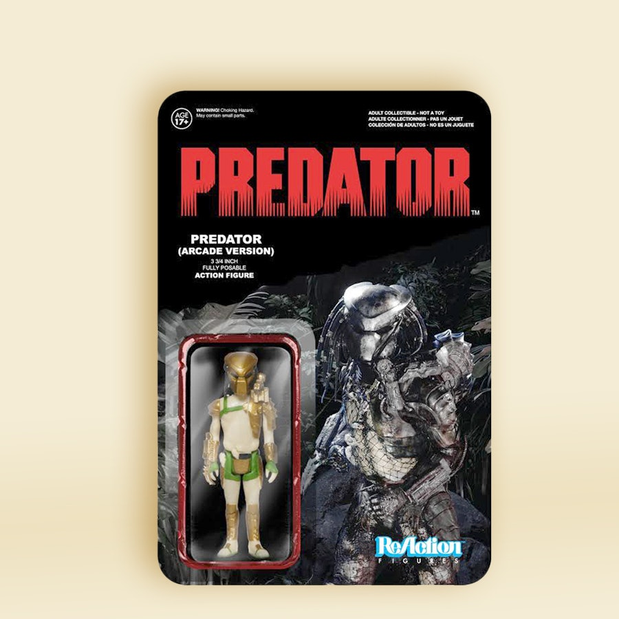 "Predator 3.75"" Collectible Action Figure"