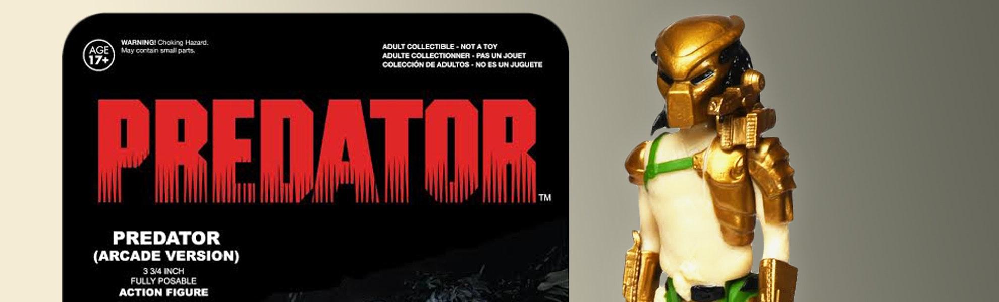 """Predator 3.75"""" Collectible Action Figure"""