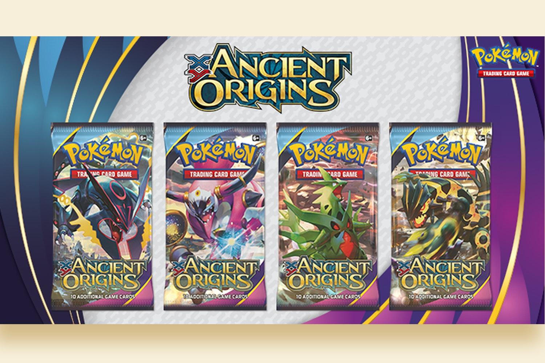Pokemon XY Ancient Origins Booster Box