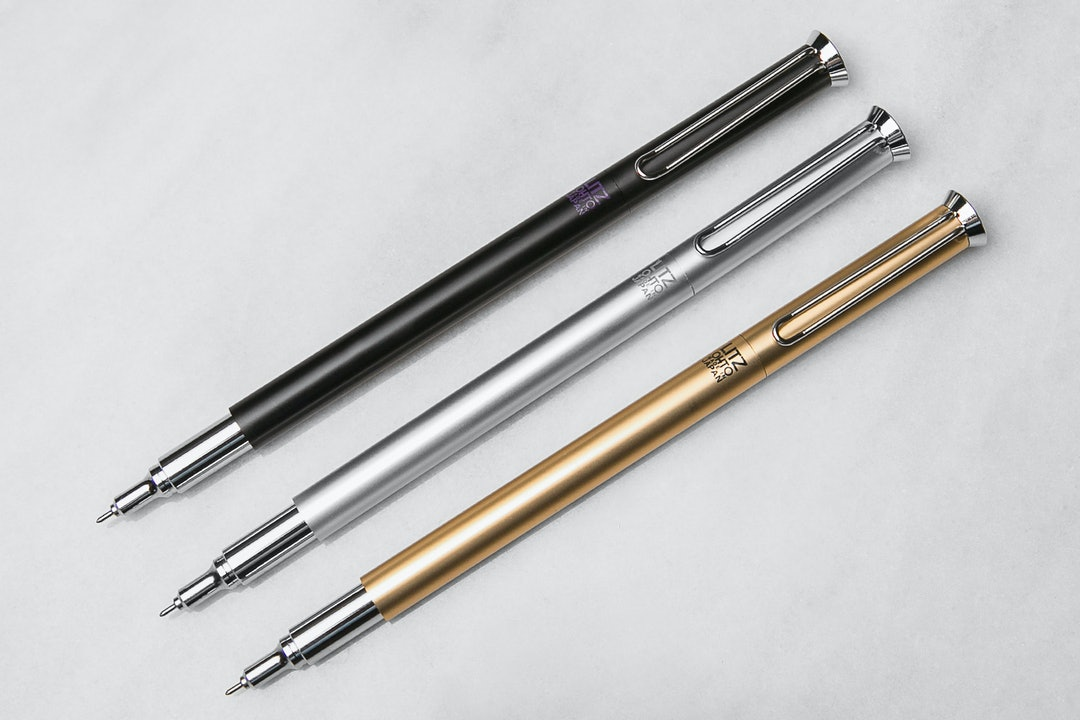 OHTO Litz Gel Ink Pen (2-Pack)