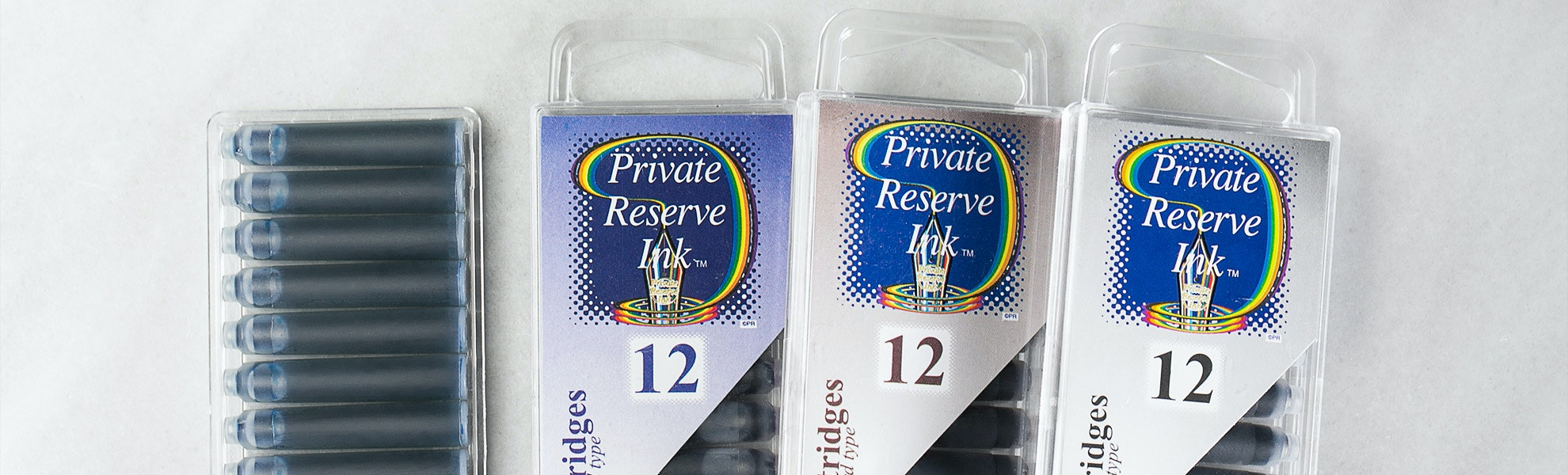 Private Reserve Ink Cartridges (4 x 12-Pack)