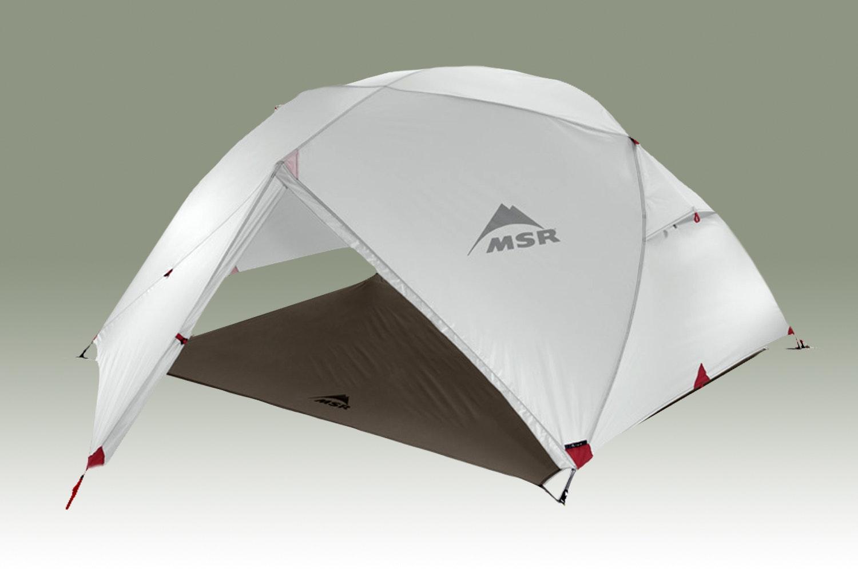 MSR Elixir 3P Tent + Footprint